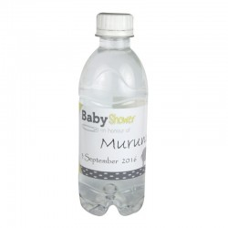 Branded bottled water 330ML