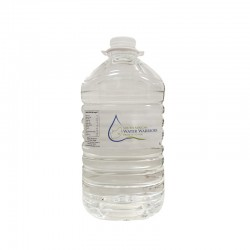 Branded bottled water 5L